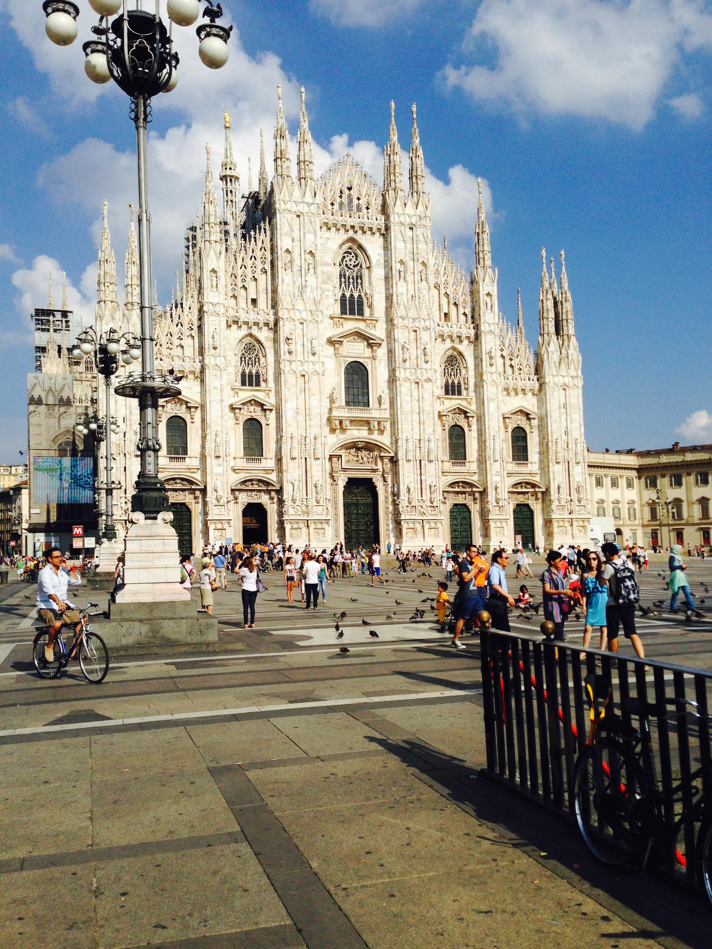 Second Hand Shopping Mailand: Dom von Mailand